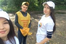 Участники проекта-учащиеся колледжа