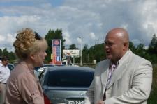 Смена «Политика». 30 июля 2011 года.Рабочий момент.