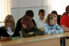 Участники презентации-ученики школы № 16, г. Твери.
