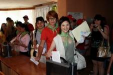 Победителя определяли все участники фестиваля путем голосования