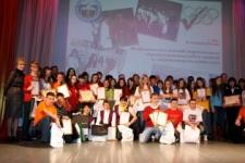 Общая фотография участников Межрегиональной олимпиады