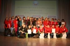 Команды-победители фестиваля.