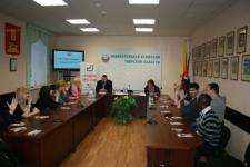 День открытых дверей.Встреча с членами избирательной комиссии.