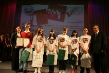 Команда победитель Тамбовской области (2 место)