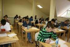 Тесты в 10 классах