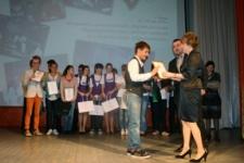 Награждение команды г. Твери