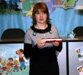 Н.А.Мартьянова гл. специалист-эксперт регионального департамента образования. Несколько слов о призёре.