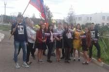 Ржевская молодежь под флагом Территория выборов