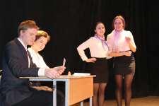 Творческий конкурс среди колледжей г. Твери