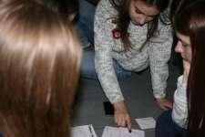 Квест-игра - Практическая часть задания. Составление кроссвордов.