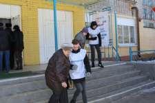Более 2500 волонтеров оказывали помощь маломобильным избирателям почти на 400 избирательных участках Тверской области