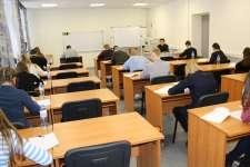 Тестирование среди 9 классов.