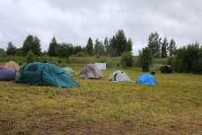 Палаточный городок СОДРУЖЕСТВО