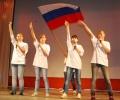 Выступление команды ЗАТО Озерный