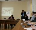 Круглый стол на тему «Общественно-политическая активность молодежи».