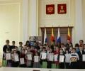 Участники церемонии_ 18 апреля 2013 года