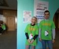 Тверские волонтеры - участники двух проектов